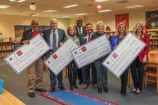 Florida Education Foundation Donates Nearly $30,000 to Hurricane Michael Impacted School Districts from Re-Book to Re-Build Fundraiser