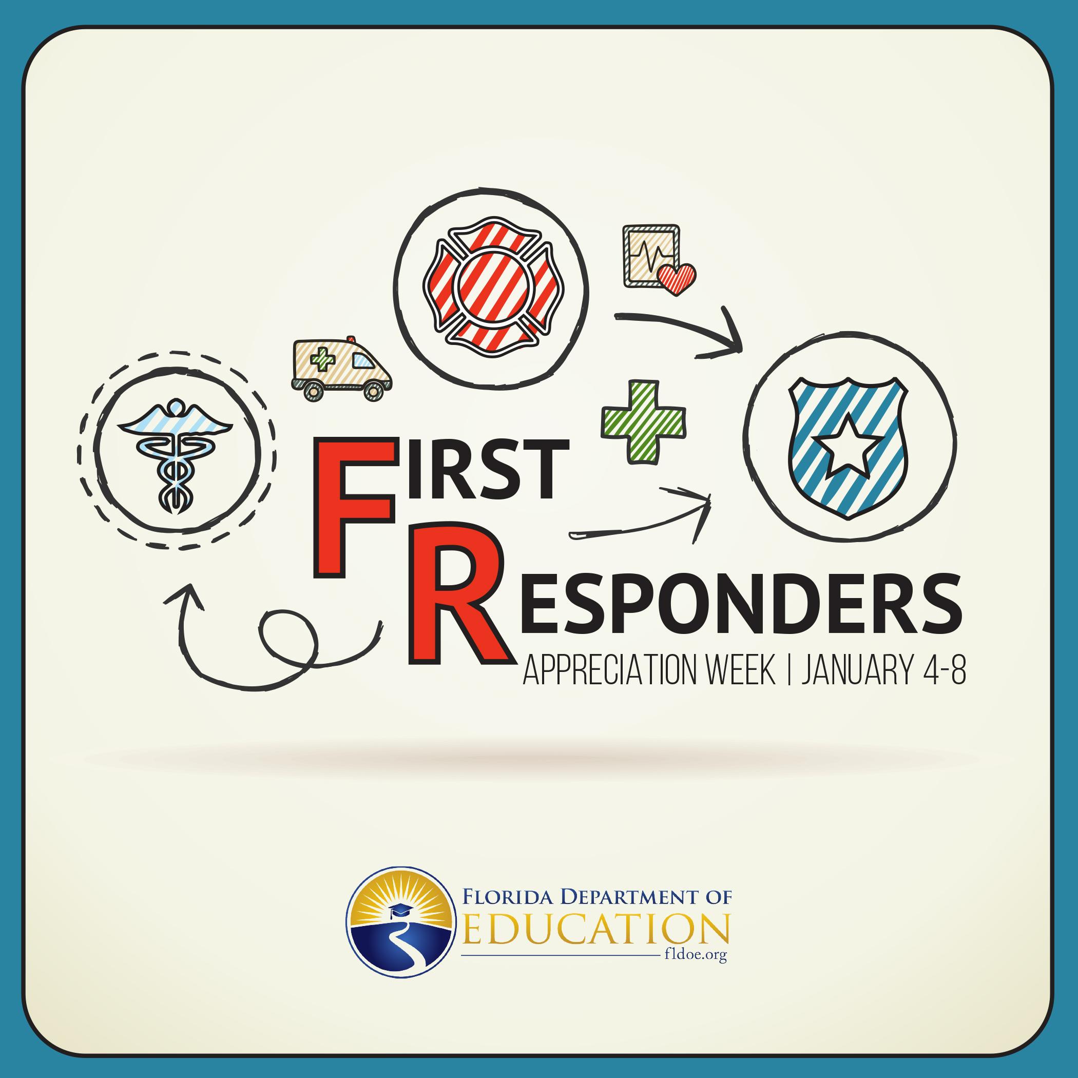 Dan Fink Florida First Responder Appreciation Week