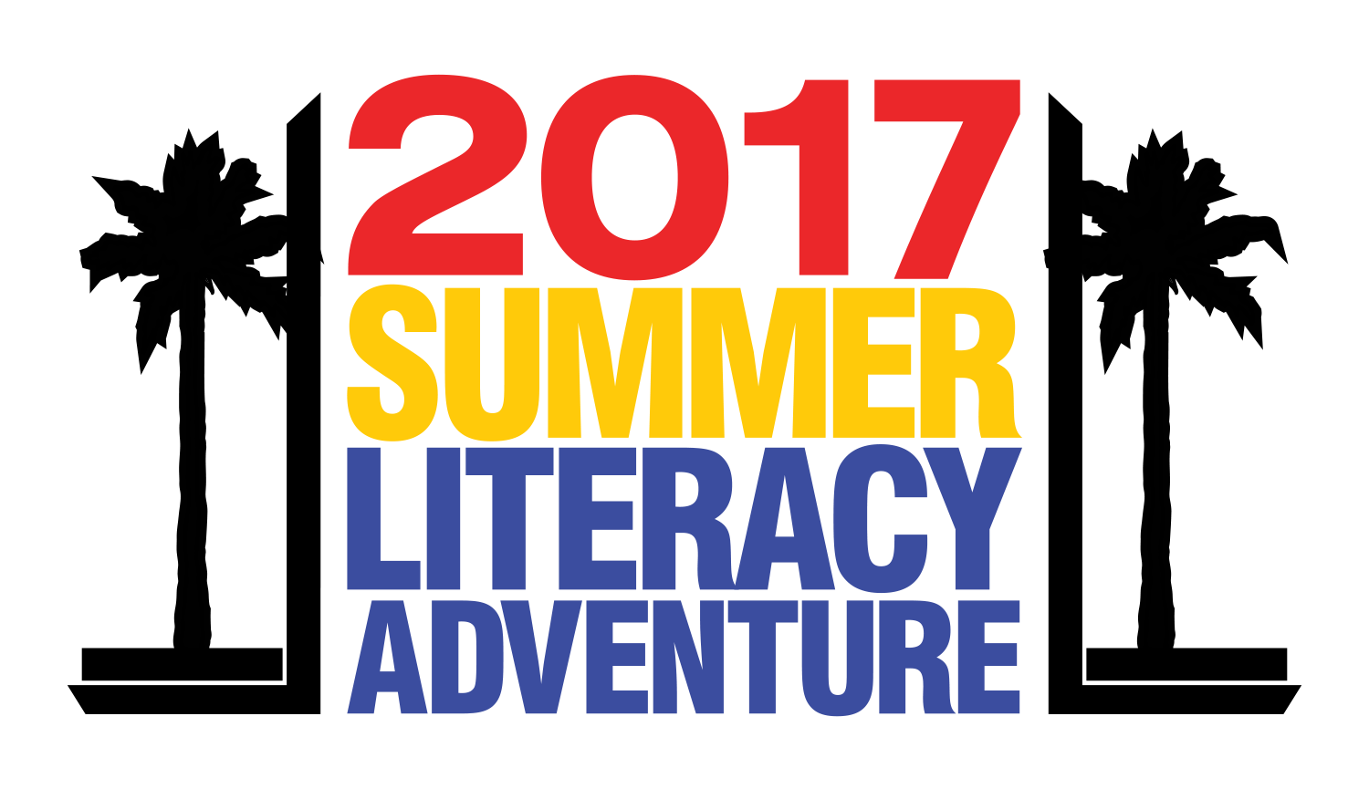 2017 Summer Literacy Adventure Logo