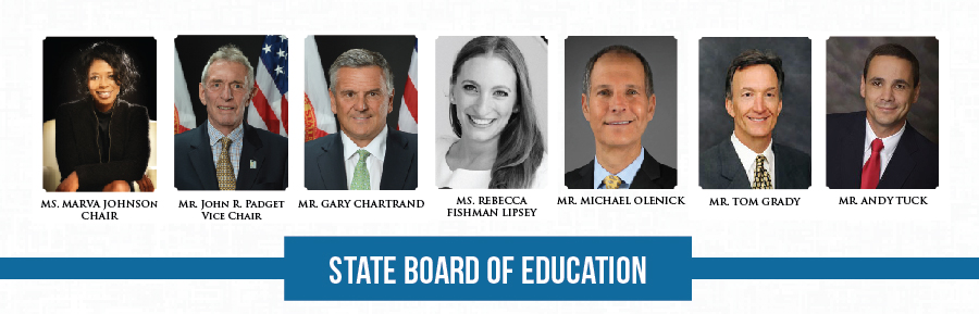 State Board of Education Members